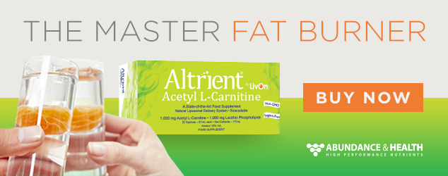 Altrient L-Carnetine Liposomal Buy Now