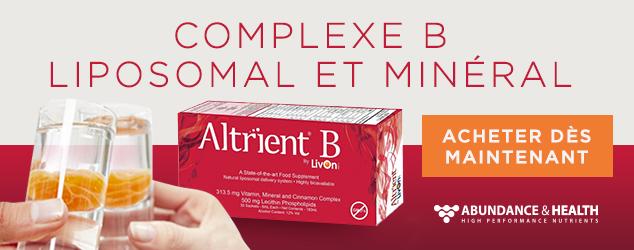 menopause - vitamines B Liposomales