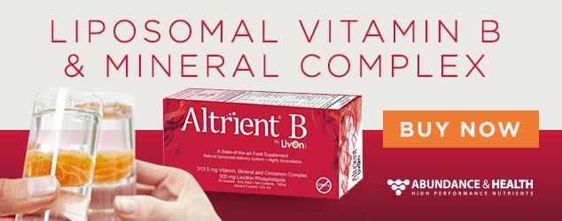 B vitamins help with menopause symptons