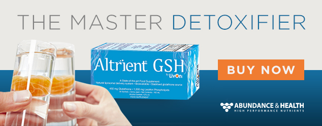 Buy Glutathione Liposomal Now